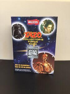 Star Wars Tazo Folder