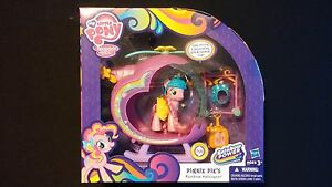 My Little Pony Rainbow Helicopter - PINKIE PIE - Pink Horse with Pink Hair