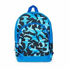 "Boys and Girls Shark Backpack 14"" for School & Traveling"