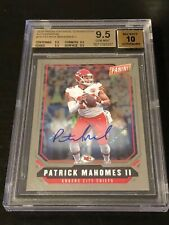 *BuyBackPack* PLEASE READ DESCRIPTION Patrick Mahomes SSP 2018 Auto