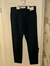 Topman Chinos Navy W 30 / L 34 Tapered