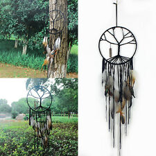 Retro Life Tree Feather Dream Catcher Holy Night Bad Dreamcatcher Xmas Gift