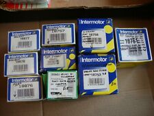 JOB LOT OF 9 INTERMOTOR NEW CRANK SENSORS MIXED MAKES / MODELS LESS THAN £5ea