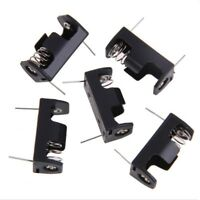 5x1/2AA 14250 Battery Storage Clip Box Case Holder 3.6V With PCB Pin Solder T1L8