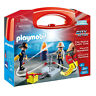 Playmobil Fire Rescue Carry Case Building Set 5651 NEW Toys Educational