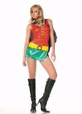 Hero Girl Robin S/M Leg Avenue New Fancy Dress