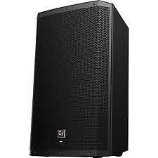 2 X EV Electro-Voice Zlx15p Active PA DJ Speaker Monitor 2000w Stands DSP