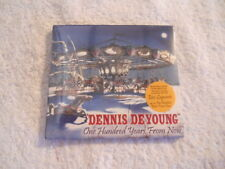 """Dennis Deyoung """"One Hundred years from now"""" Universal Canada cd Styx NEW"""