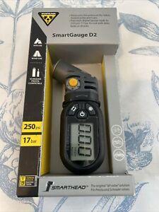 Topeak Smart D2 Digital Precision Pressure Gauge.