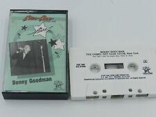 Benny Goodman The Camel Hot Club 1/31/39 New York Cassette Tape 1986 Star Line