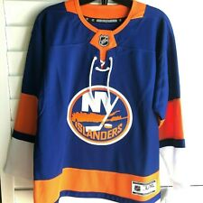 NY Islanders NHL Official Licensed Fans Jersey Youth Sz L XL