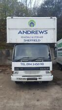 DAF 45.160. 2001 7.5 ton removals truck