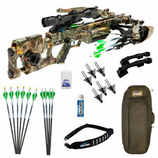 Excalibur Assassin 400 Td Hunter Package w/ Explore Takedown Soft Case!