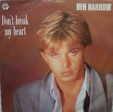 """7"""" 1987! il Harrow: Don 't break my heart/MINT -? \"""