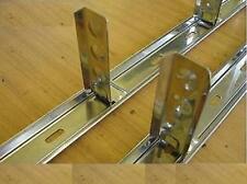 Wall Starter Kit Stainless Steel (Box of 10)