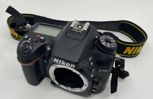 NIKON D7100 DIGITAL CAMERA BODY ONLY *Excellent Condition* No Battery ShipFAST