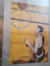 John Havlicek Celtics Basketball Player 1970 24x36 Sports Illustraited, Vintage