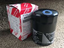 NEW GENUINE TOYOTA YARIS 2003 2004 2005 ENGINE OIL FILTER 1.0 1SZFE FREE WASHER