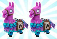 "2 Fortnite 7"" Loot Llama Fabric Toy Plush by Epic Games"