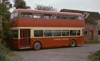 45 NCK 361 Connor & Graham, Easington 6x4 Quality Bus Photo