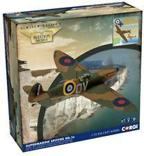 Nueva versión 1:72 escala Supermarine Spitfire Mk Corgi. modelo Diecast N3200 IA.