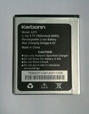 100% Original Premium quality Karbonn a27+ battery in 1800mAh