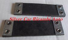 Coppia tirante porta dx e sx in gomma telata Fiat 500 D