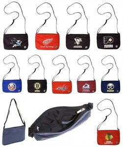 Team Licensed Jersey Mini Crossbody Cocktail Purse Handbag - New Pick Your Team