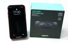 New Logitech C920 HD Pro Webcam SHIPS SAME DAY, cutoff 2PM CDT CAN SHIP OVRNIGHT
