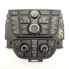 Heater Ac Multimedia Control Panel 13360091 13360099 (Ref.1134) Vauxhall Astra J