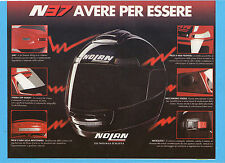 MOTOSPRINT991-PUBBLICITA'/ADVERTISING-1991- NOLAN N37