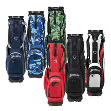"""New Srixon Z85 Golf Stand Bag 5.5 Lbs 8.5"""" 6-Way Top Insulated Cooler Pockets"""