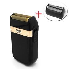 KEMEI KM-2024 Electric Shaver Mesh Blade USB Charging Razor Barber Beard Trimmer