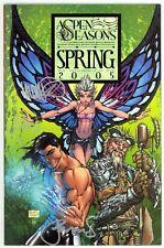Aspen Seasons Spring (2005) #1 Signed Michael Turner & Steigerwald Gunnell VF/NM