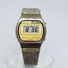 Panasonic Vintage Digital 1980's Watch 80's