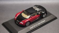 AUTOart 1/64  Bugatti EB 16.4 Veyron Showcar Red