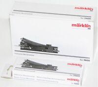 Märklin H0 74491-S Elektrischer Weichenantrieb für C-Gleis (5 Stück) - NEU + OVP