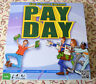 Pay Day Board Game Replacement Parts & Pieces 2013 Hasbro Classic Edition