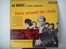 LP 25 cm BILL HALEY E SEUS COMETAS-ROCK AROUND THE CLOCK + 7