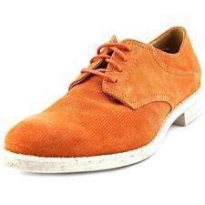 Scarpe da uomo stringhi arancioni