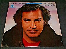 Neil Diamond - One My Way to the Sky (1982) Half Speed Mastered LP Record Album