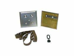 For GMC K35/K3500 Pickup Automatic Transmission Filter Kit WIX 91262SS