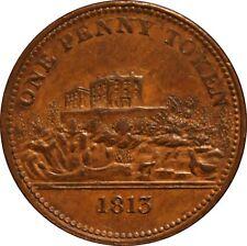 NOTTINGHAM. J.M. FELLOWS & CO. PENNY TOKEN 1813. W 944