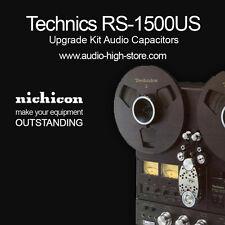 Technics RS-1500US Upgrade Kit Audio Capacitors