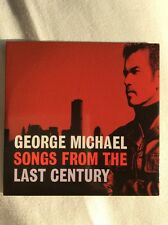 George Michael Songs From The Last Century Promo Cd