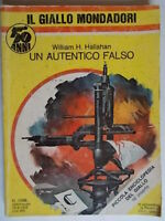 Un autentico falso	Hallahan William Mondadori giallo	1598 Garfield Williamson