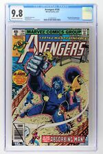 Avengers #184 - Marvel 1979 CGC 9.8 Absorbing Man Appearance. Falcon joins the A