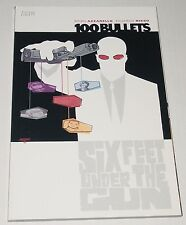 100 Bullets Vol 6 Six Feet Under The Gun Tpb Azzerello, Rizzo Dc/Vertigo Vfnm