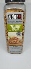 Weber Savory Herbs With Roasted Garlic Seasoning 24 Oz Extra Large