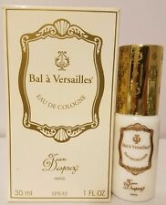BAL A VERSAILLES JEAN DESPREZ 1.0 FL oz / 30 ML Eau De Cologne Spray New In Box